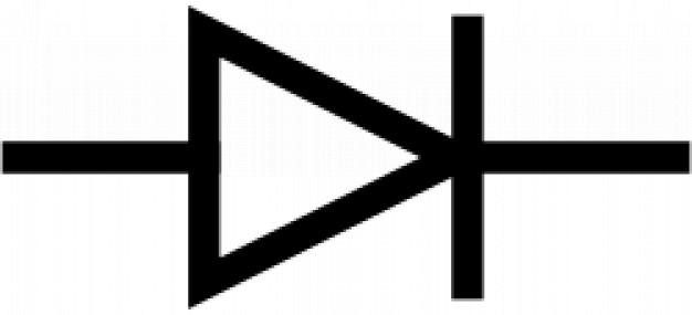 Haut Parleur Porte ARG Iec-diode-symbol_17-1113135057