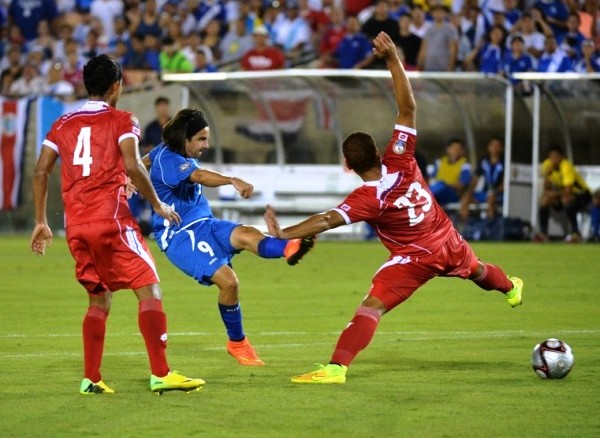 Copa Centroamericana 2014: El Salvador 0 Panama 1. El-salvador-600x438