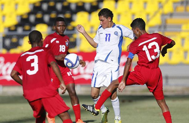 Eliminatoria Centroamericana 2014: El Salvador 7 Belice 0. El-Salvador-Belice-UNCAF