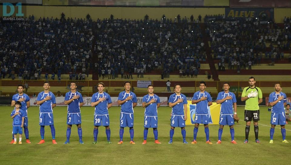 16-6-2015: Eliminatorias Copa Mundo Rusia 2018: El Salvador 4 San Cristobal y Nieves 1. ESA16062015_03-960x546