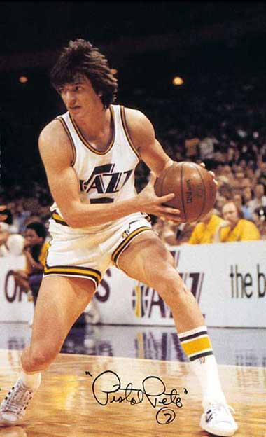 NBA: Leyendas de Pasión Maravich