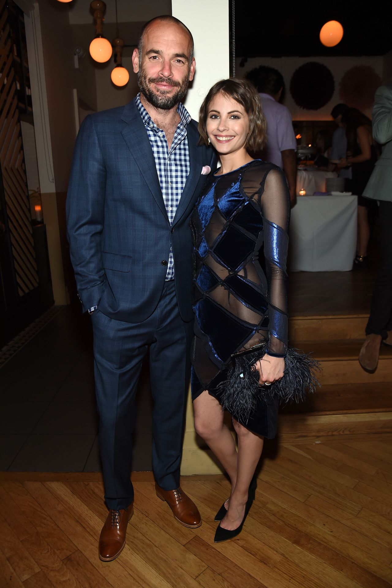 ¿Cuánto mide Willa Holland? - Real height Willa-holland-2015-cw-upfront-party-in-new-york-city_1