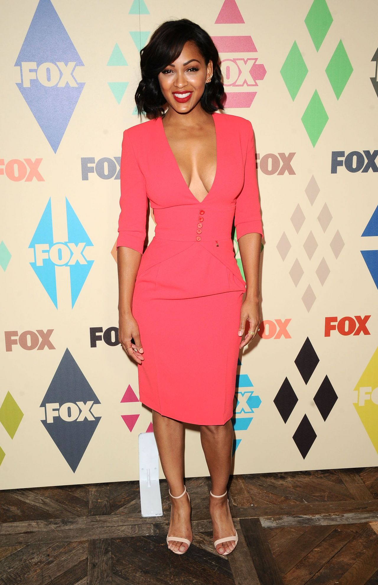 ¿Cuánto mide Meagan Good? - Real height Meagan-good-fox-summer-2015-tca-party-in-west-hollywood_1
