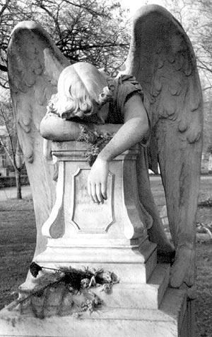 LA VIE INTÉRIEURE (R.P. Joseph Tissot) Cemetery_angel_13