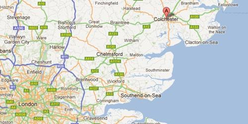 100 Miles  de Colchester  (GB) : 22-23/09/2012  Colo2012