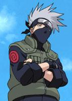 Test - personaje que te identifica de Naruto Kakashi