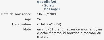 BUREAU DES RECLAMATIONS (Spécial Fantomas ! )+ preuves - Page 2 Gaz_profil
