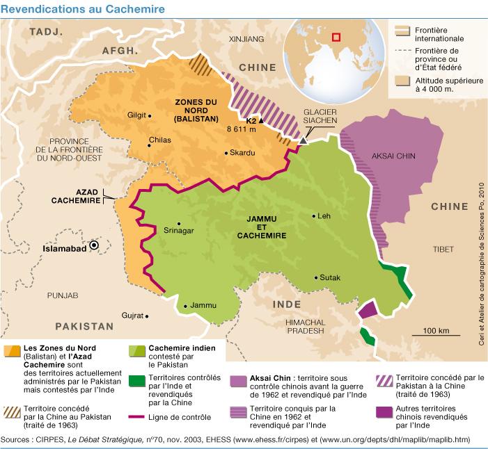 Guerre en Afghanistan - Statut spécial  - 10_Revendications_Cachemire-01