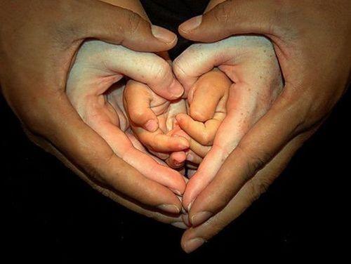 Michel blogue /la fessée/en citation réflexion/Une mère/Un père/Un jardinier/ Hands