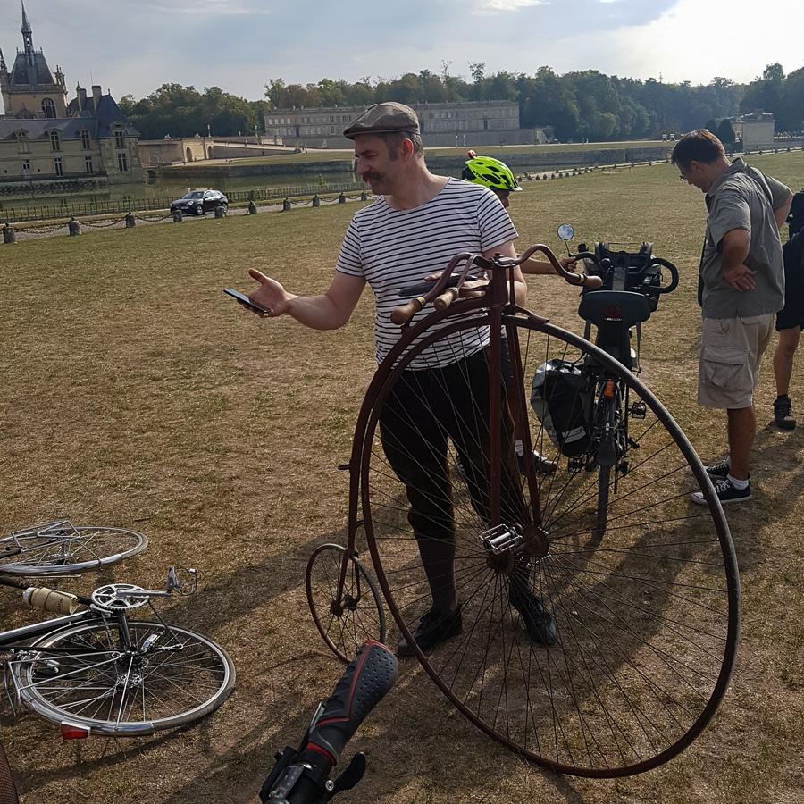 La vieille compagnie en bicyclette 20/09/2020 - Page 2 Grand-bi