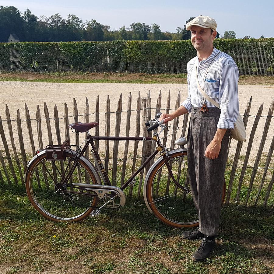La vieille compagnie en bicyclette 20/09/2020 - Page 2 Peugeot-australien
