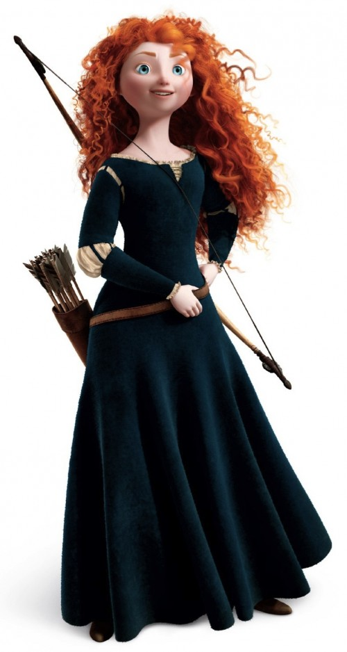 Disney Animator's Collection (depuis 2011) Merida-500x938