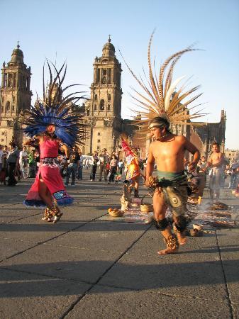 Meksiko - Page 4 Mexico-city