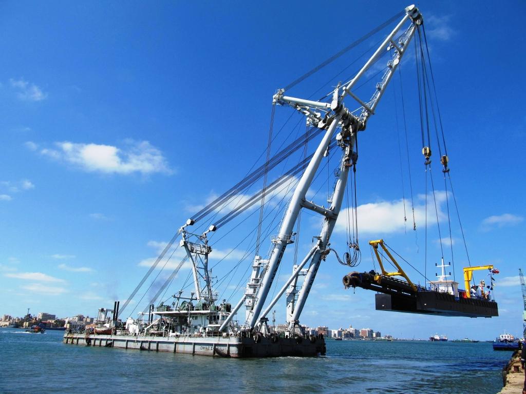 مصر تصنع سفينتى انقاذ Damen CSD500  Damen-CSD500-for-GAFRAD-Egypt