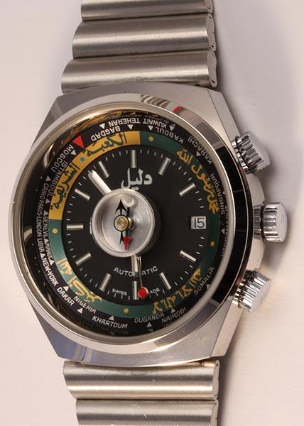 Nouvelle boussole chez Porsche Design : un clone de celle de 1978. 13c9cf8bc0e55b9bea17322a3388