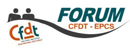 Forum CFDT - EPCS