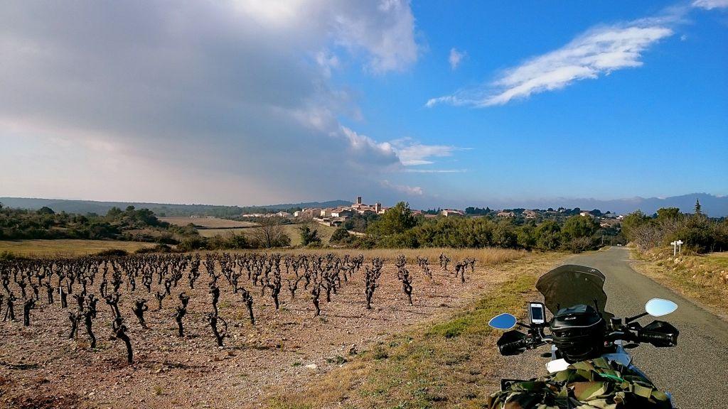 CR en images d'une vadrouille hivernale en Languedoc  16