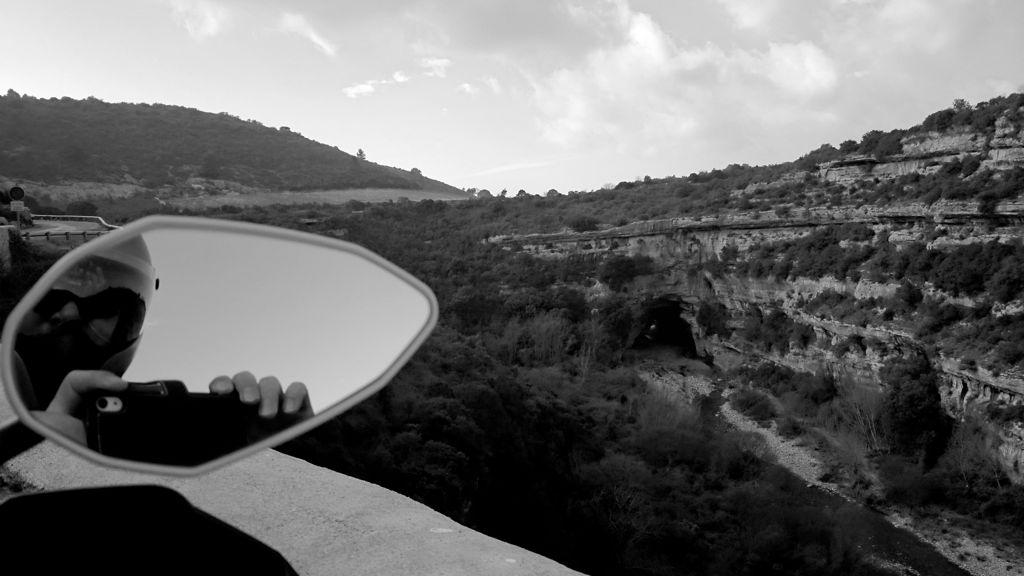 CR en images d'une vadrouille hivernale en Languedoc  22