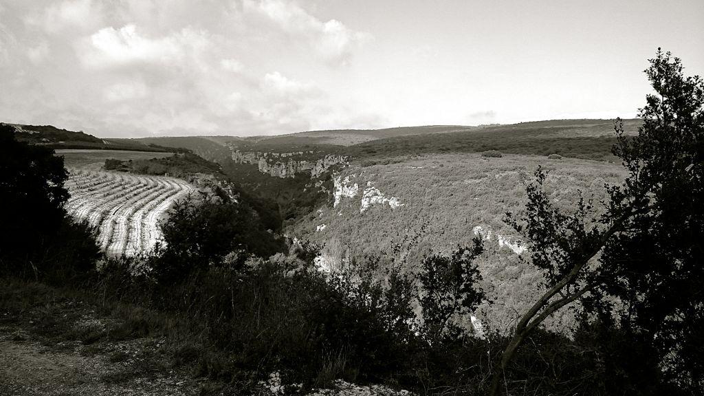 CR en images d'une vadrouille hivernale en Languedoc  23