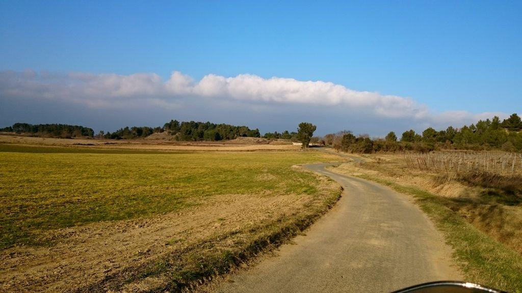 CR en images d'une vadrouille hivernale en Languedoc  25