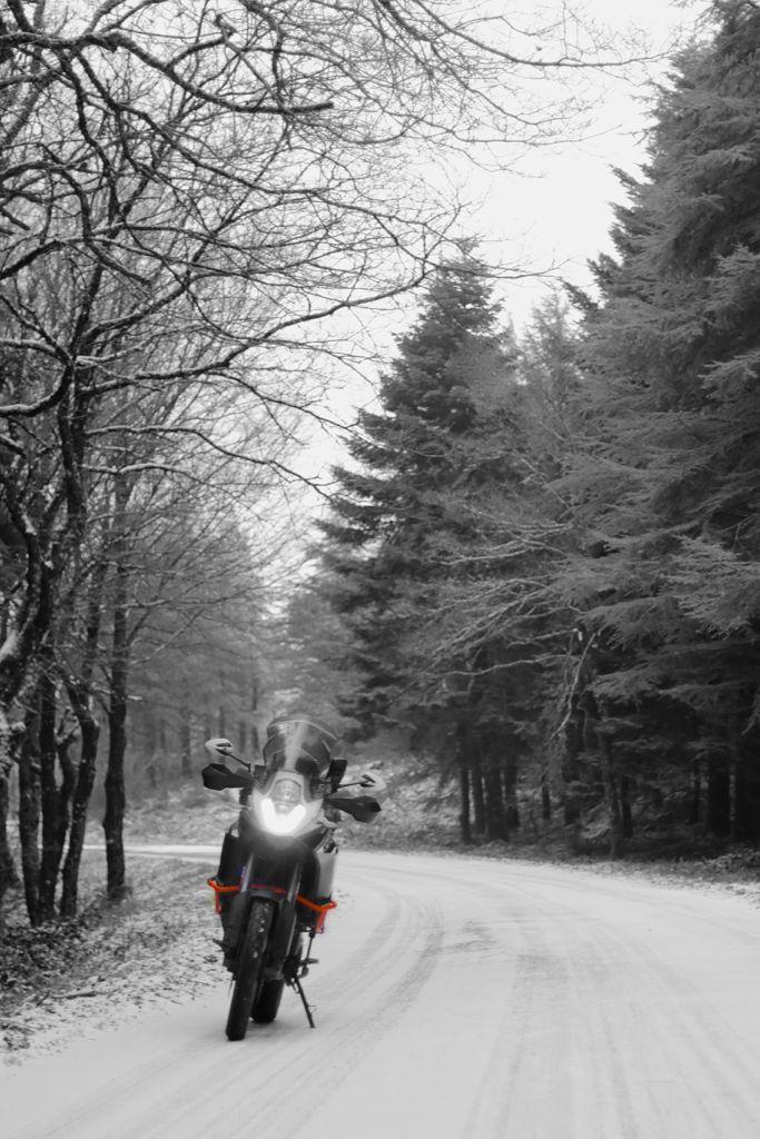 CR en images d'une vadrouille hivernale en Languedoc  30