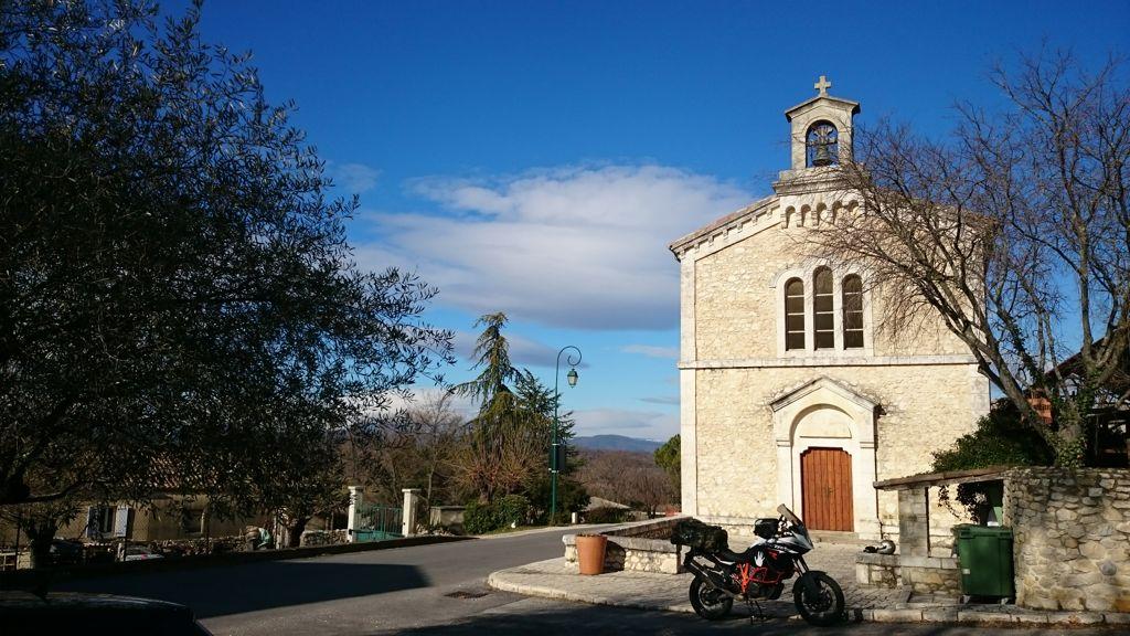CR en images d'une vadrouille hivernale en Languedoc  39