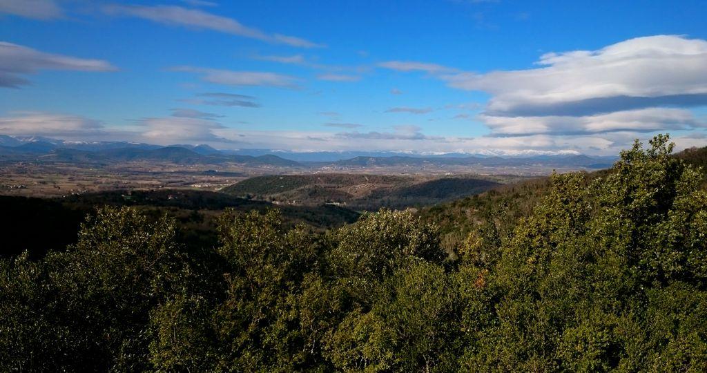 CR en images d'une vadrouille hivernale en Languedoc  40