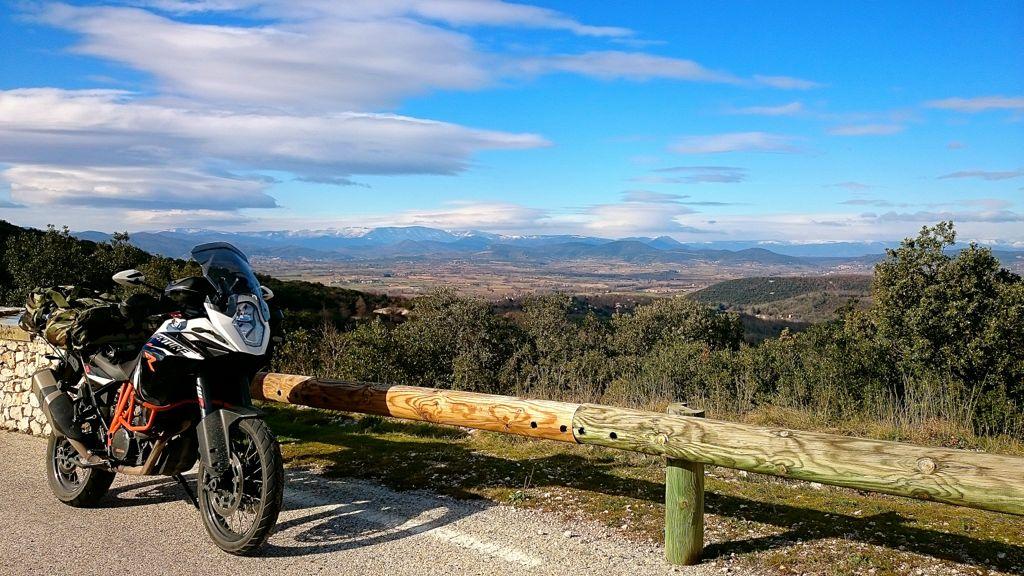 CR en images d'une vadrouille hivernale en Languedoc  41