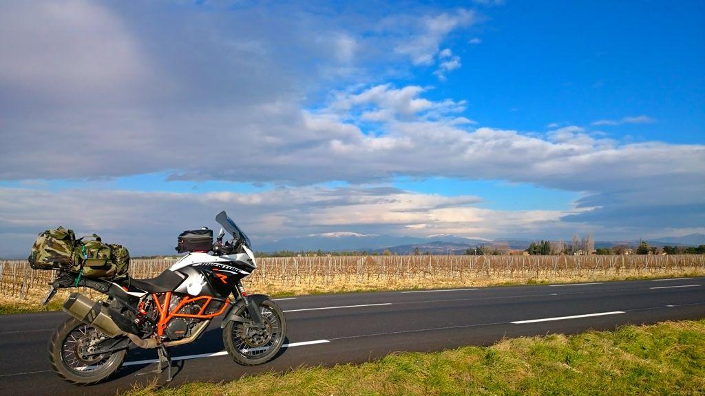CR en images d'une vadrouille hivernale en Languedoc  45