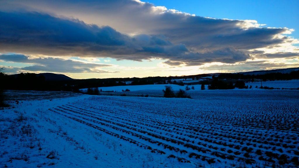 CR en images d'une vadrouille hivernale en Languedoc  49