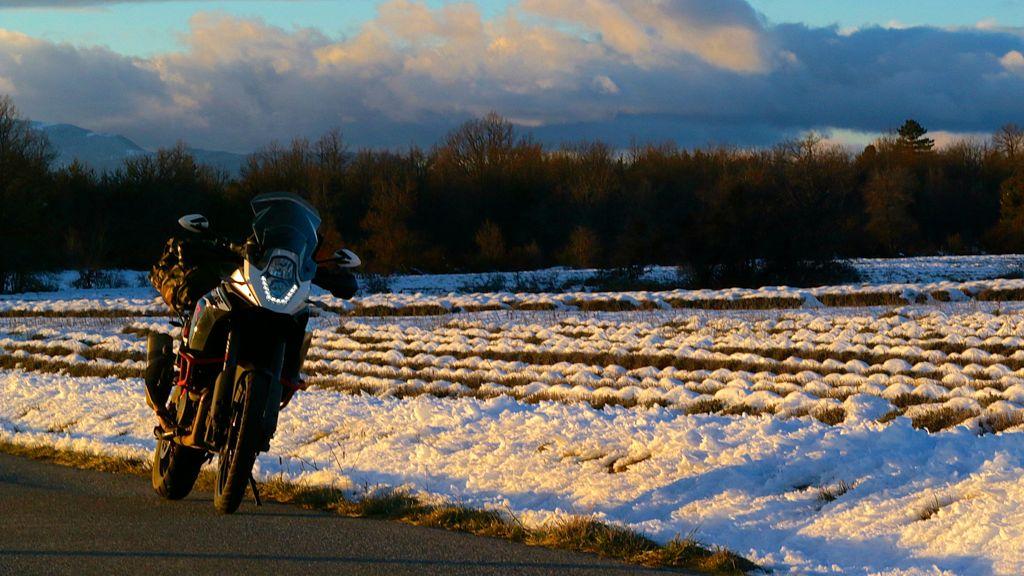 CR en images d'une vadrouille hivernale en Languedoc  55