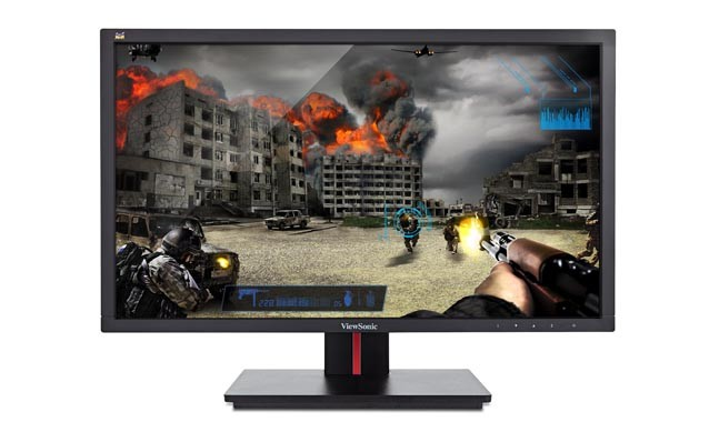 Не бойся! Тестирование игрового монитора ViewSonic VG2401mh 1s