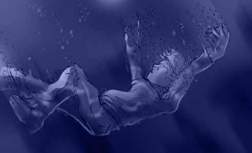 نقش سايه در ديجيتال پينتينگ Splash04