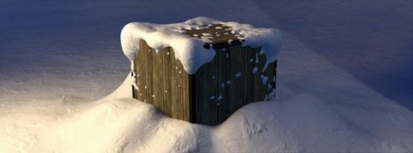 مقابس للسنيما فور دي Plugins Cinema 4d Cinema-4D-Snow-Cover-Effect-Tutorial