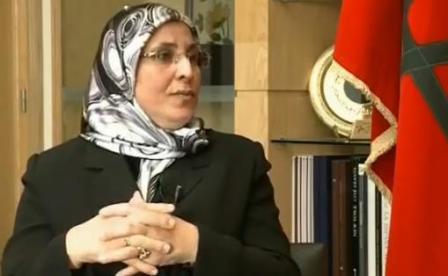 الحقاوي: موضوع الإجهاض يحتاج إلى استفتاء شعبي ومن الخطورة بمكان أن نفتح باب الإجهاض  1330089660