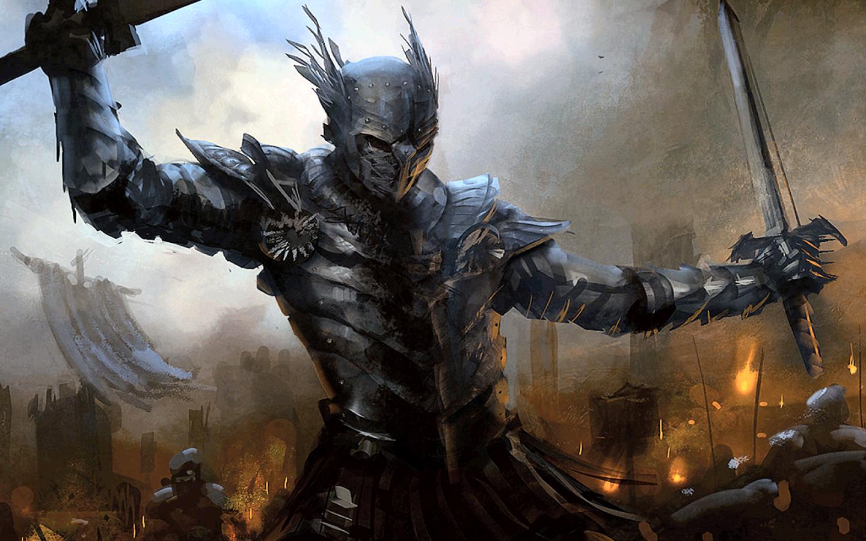Warriors Of The Abyss  [♫] Galer%C3%ADa-de-im%C3%A1genes-dibujos-de-caballeros-medievales
