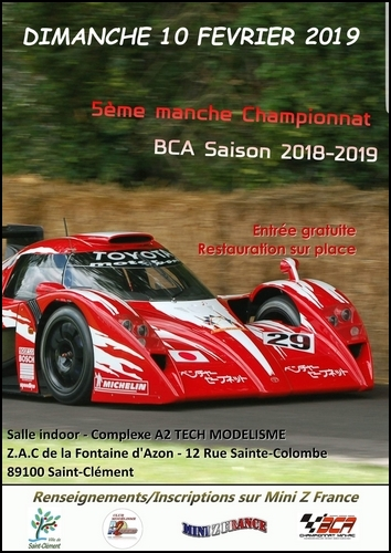 5° Manche du BCA - St Clément (89) 10/02/2019 Affiche_bca_manche5_500px_cadre
