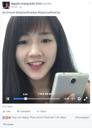 Mobile • Trên tay phiên bản vàng hồng của smartphone chuyên selfie giá 2 triệu • http://i.imgur.com/X18t5xx.jpg • Ra mắt vào 09/06/2016, LAI Yuna S tạo sự chú ý khi sở hữu camera selfie 8.0 MP, cấu hình mạnh... Img20160623113030719