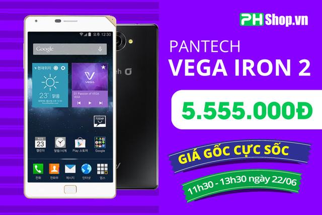 """Mobile • """"Trùm Cuối"""" SKY A910 tái xuất với giá không tưởng • http://i.imgur.com/FO4eH8u.jpg • Sky Vega Iron A910 chính hãng tái xuất với giá không tưởng lại còn bảo hành 12 tháng tại PHSHOP.VN duy nhất... Img20160621094951738"""