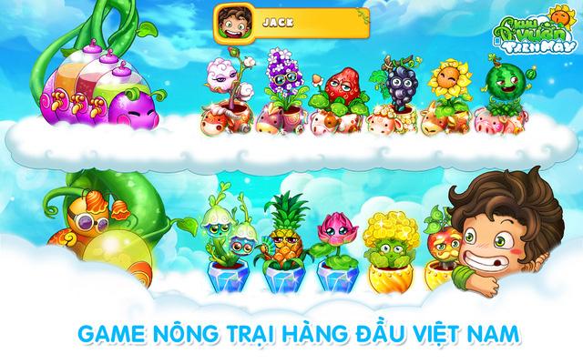 game nông trại Khu Vườn Trên Mây có mặt tại 136 quốc gia và ghi được dấu ấn tại nhiều thị trường lớn Img20160704145531019