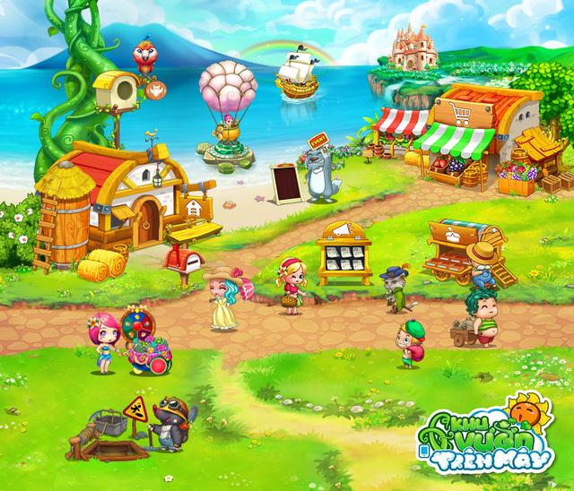 game nông trại Khu Vườn Trên Mây có mặt tại 136 quốc gia và ghi được dấu ấn tại nhiều thị trường lớn Img20160704145531525