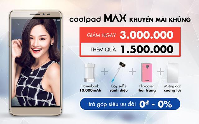 Mobile • Coolpad Max: một smartphone sử dụng cùng lúc hai tài khoản Facebook, Zalo, Viber… • http://i.imgur.com/SCRJ8UR.jpg • Khi smartphone sử dụng hệ điều hành Android ngày càng phổ biến thì cũng là lúc... Img20160815100609617