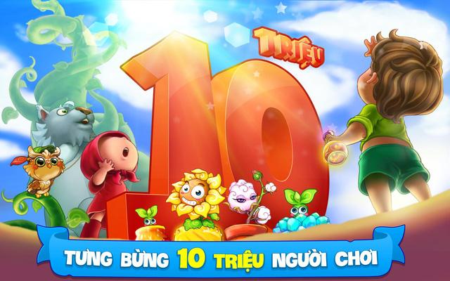 """Khu Vườn Trên Mây Mobile trở thành game """"Top 1 Trending"""" Img20161202153437333"""