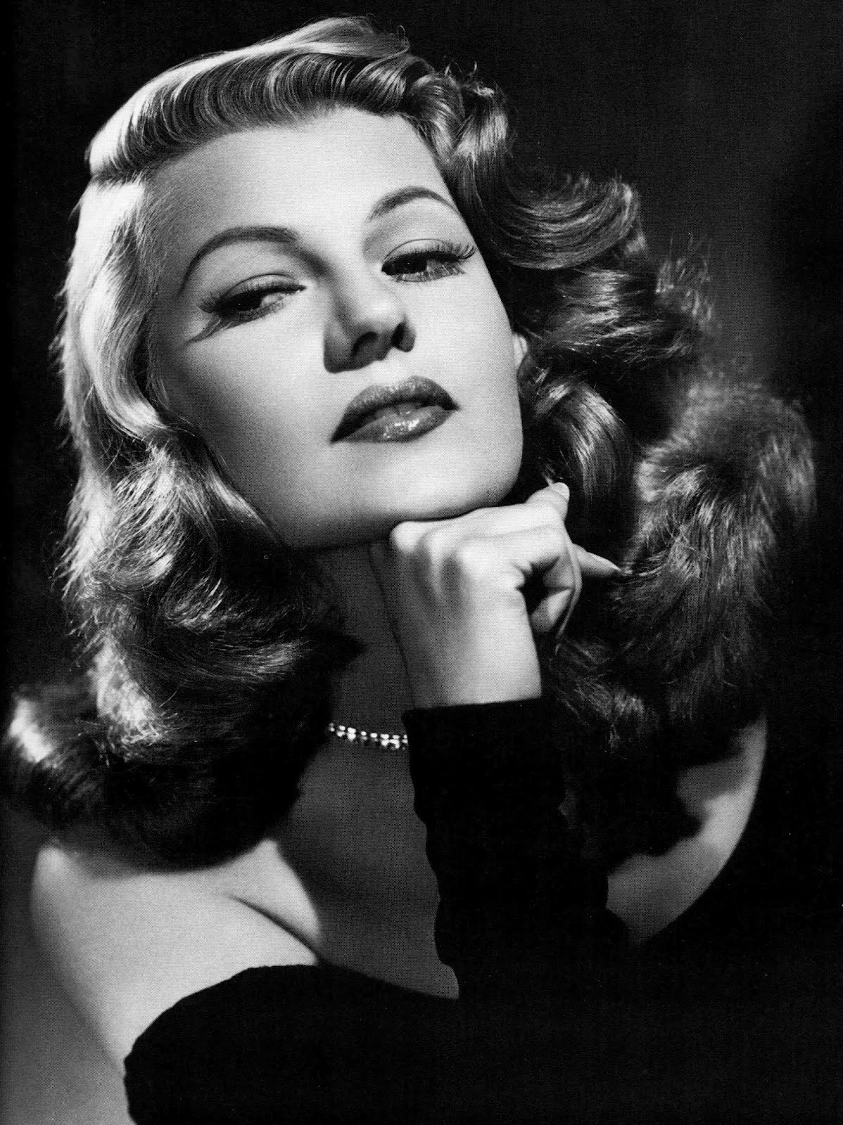 Ženske filmske legende Rita-hayworth