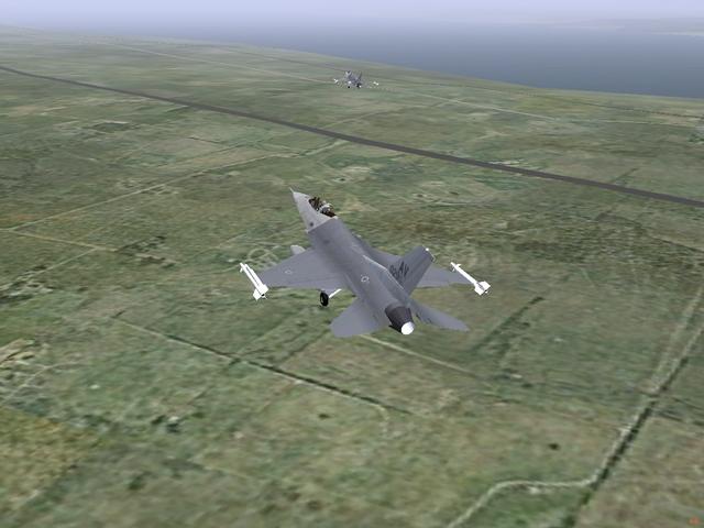 Formation F16 F16-1