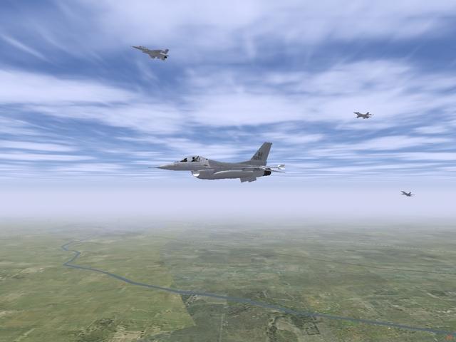 Formation F16 F16-5