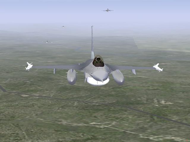 Formation F16 F16-6