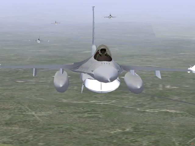 Formation F16 F16-7