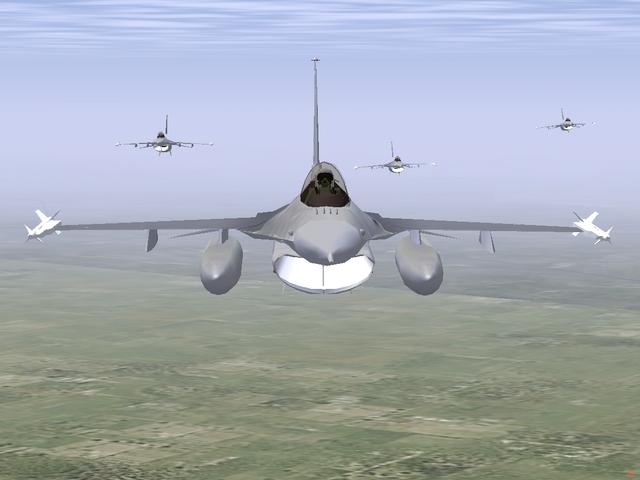 Formation F16 F16-9