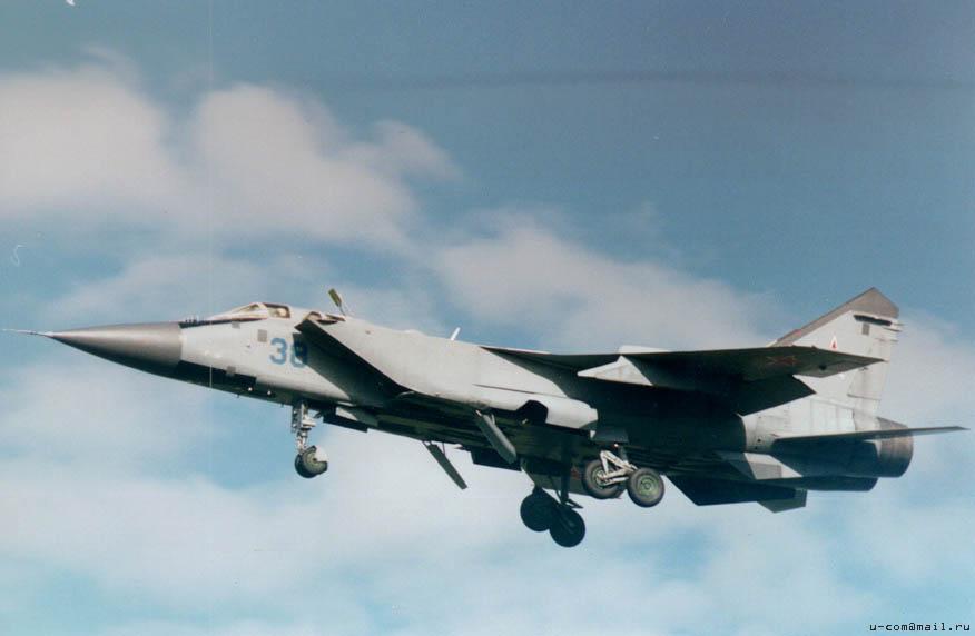 """Mig 31 """"Foxhound"""" Mig-31_2"""
